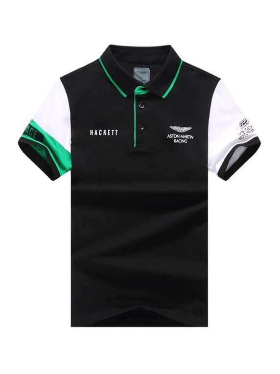 Hackett T-shirts (Black)
