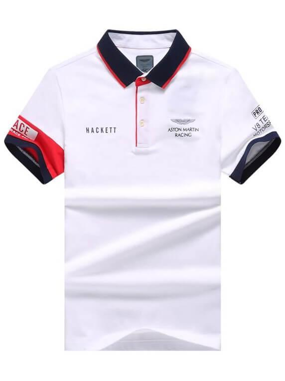 Hackett T-shirts (White)