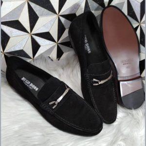 Hugo Boss Suede Shoe