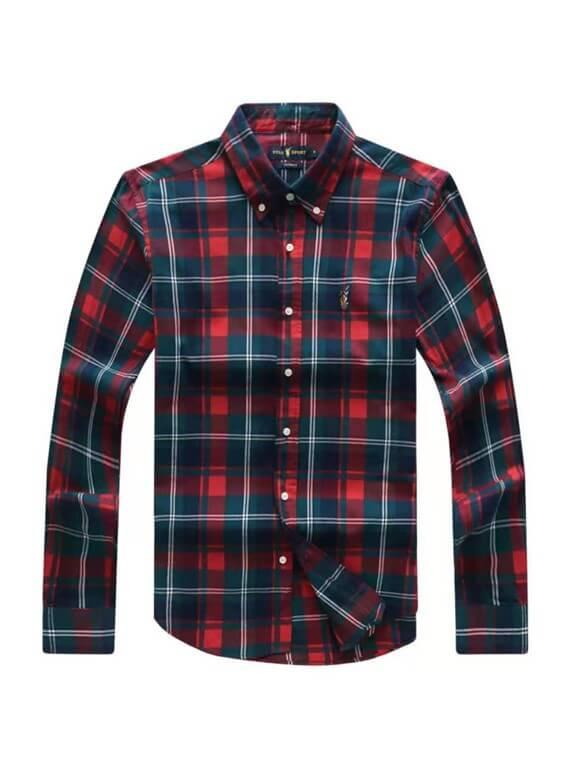 Ralph Lauren Checkers Shirt