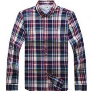 Lacoste Tiny Checkered Shirt