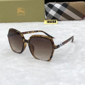 Burberry Brown Designed Sunglasses