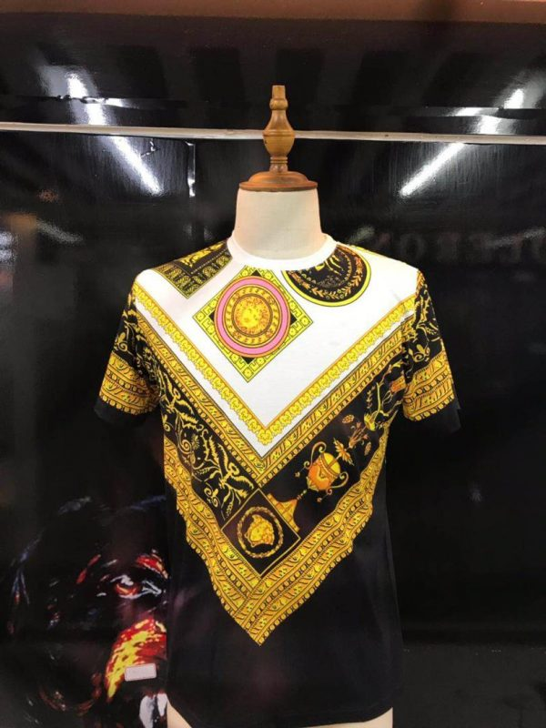 Versace Multidesign Tshirt 3