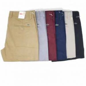 Lacoste Straight Cut Chinos
