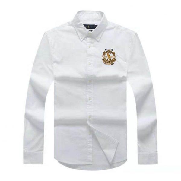 Ralph Lauren Shirt White 2