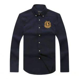 Ralph Lauren Shirt Black