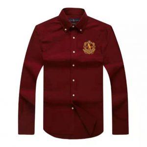 Ralph Lauren Shirt Wine