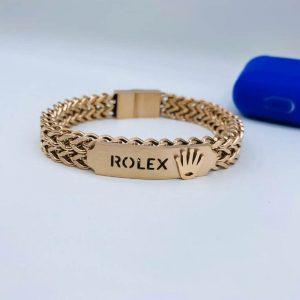 Rolex Rose Gold Metal Bracelet