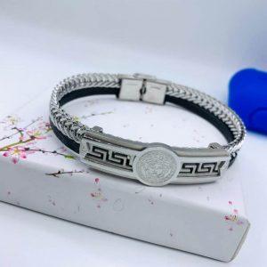 Versace Silver Bracelet