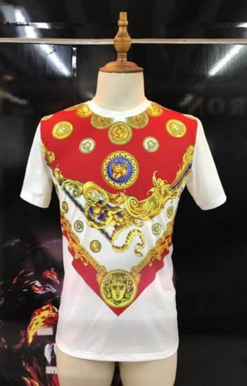 Versace Multicolour Tshirt 3