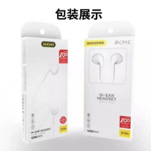 Dudao In – Ear Earphone