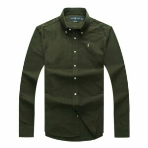 Ralph Lauren Long Sleeve Plain – Green