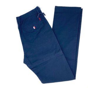 Moneiler Men's Chinos Trouser Blue