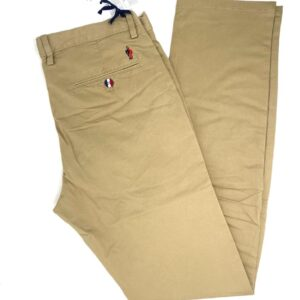 Moneiler Men's Chinos Trouser  Pants Light Brown
