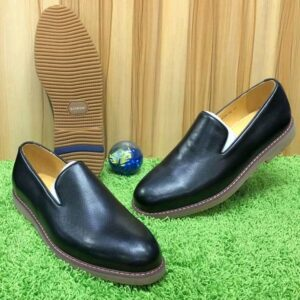 Bugatchi Shoe Brown