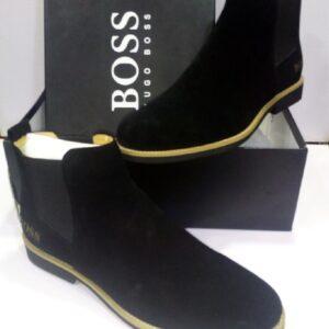 Hugo Boss Ankle Boot Black