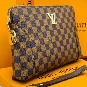 Louis Vuitton Armpit Bag Brown