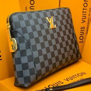 Louis Vuitton Armpit Bag Grey