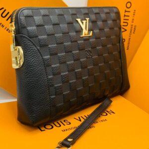 Louis Vuitton Armpit Bag Black