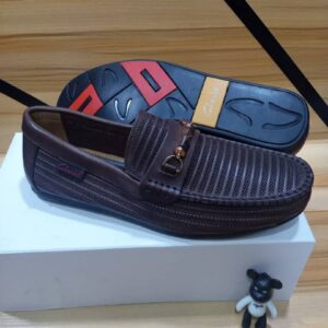 Clarks Loafers Brown