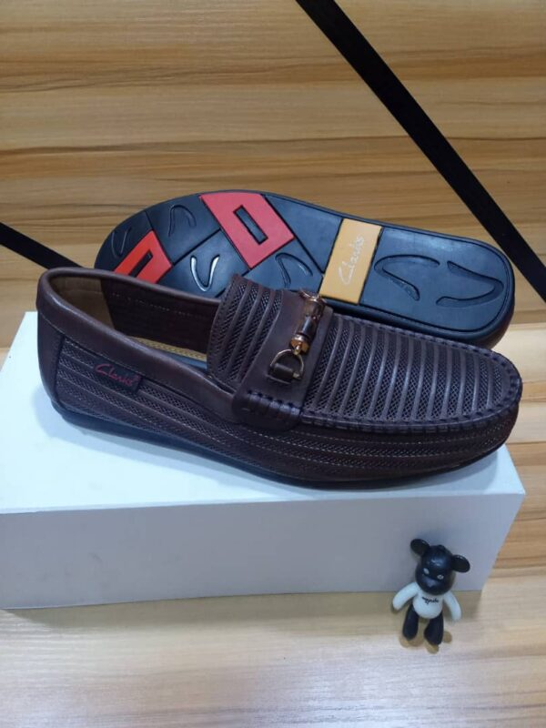 Clarks Loafers Brown 3