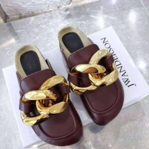 J Wanderson Slippers Brown