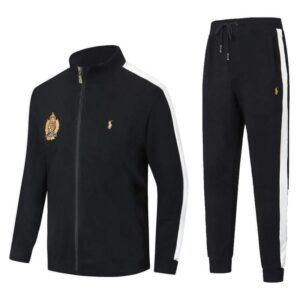 Polo Ralph Lauren Tracksuit Black