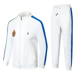Polo Ralph Lauren Tracksuit White