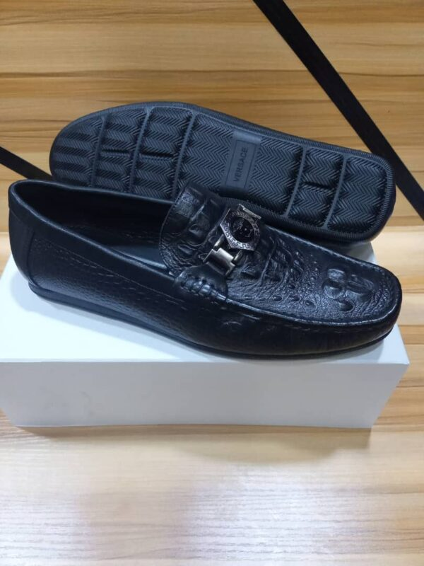 Versace Loafers Black 3