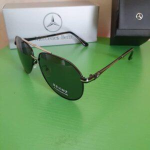 Mercedez Benz Polarized Sunglasses Silver