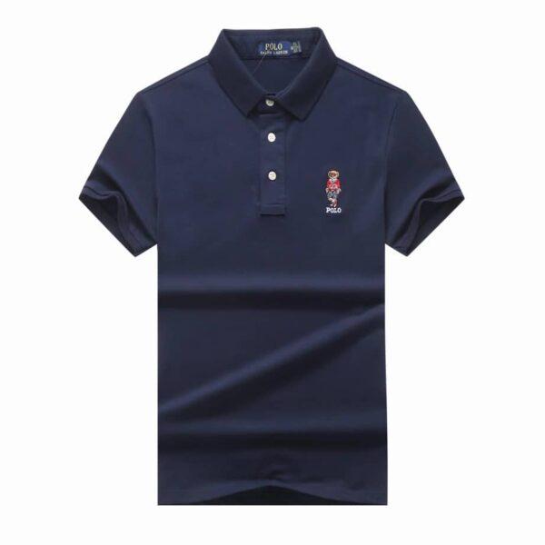 Polo Ralph Lauren Polo Shirt Navy Blue 3