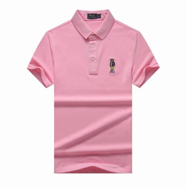 Polo Ralph Lauren Polo Shirt Pink 3