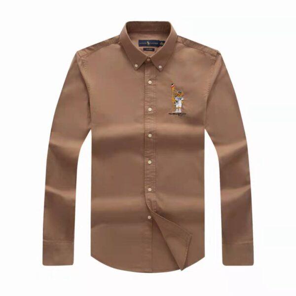 Polo Ralph Lauren Plain Shirt 2