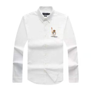 Polo Ralph Lauren Plain Shirt White